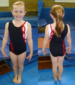 summer leotard