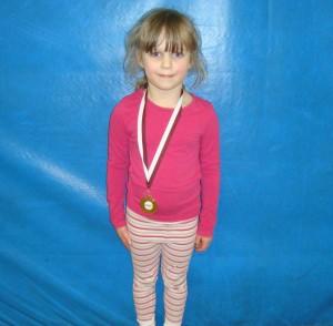 Tuesday 4pm beginners Jubilee: Luisa Gooch (5)