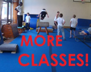 More Freestyle classes