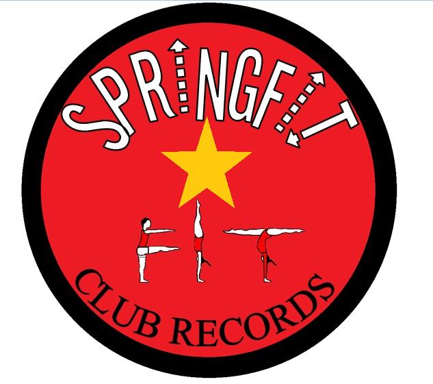 Club records logo