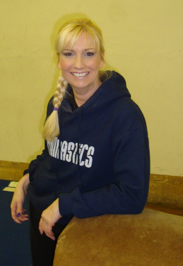 Helen H-P Head Gymnastics Coach