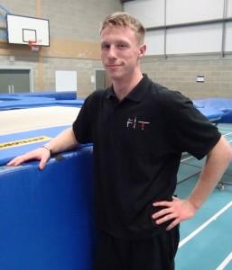 Sean Hogan - Freestyle Gymnastics & Gymnastics Coach