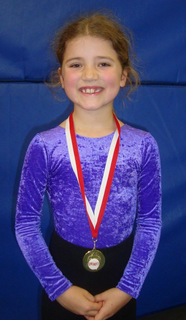 Maddy Powell (8) Oakwood Saturday 11am beginners class
