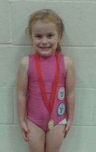 Jubilee Centre Tuesday 4pm - Daisy Maclay (4yrs)