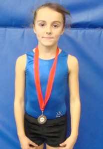 Oakwood - Thursday 6pm Zoe Duffell (10 yrs)