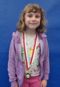 Oakwood - Sunday 11am - Rebecca Markan (6 yrs)