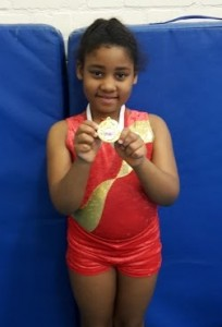 Oakwood - Weds 6.30pm -  Sophia Howden (7 yrs)