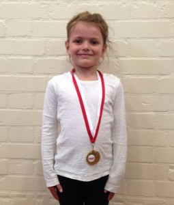 OAK Fri 6pm Isabella Elsworthy (4yrs)