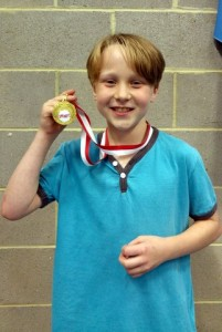 Josh Kenny (9yrs) Freestyle Mon 6.30pm St.Bede's