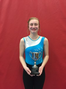 Abbie Jamie - Elite Class Trophy Winner